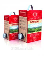 Упаковка для жидких продуктов Bag in Box