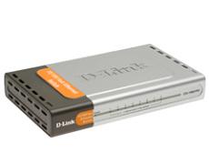 Коммутатор с 8 портами 10/100Base-T (со встроенной