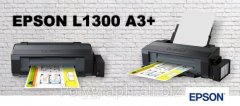 Inkjet printer Epson L1300 CIS