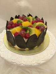 Meyvəli tort
