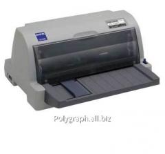 Принтер матричный Epson LQ 630