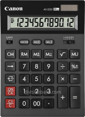 Canon Calculator As-2222 calculator