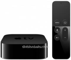 Media player black Apple TV Black