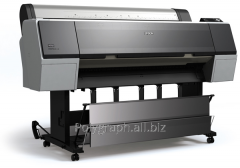 Epson Stylus Pro 9890 of the A0+ forma