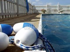 Детали для бассейнов