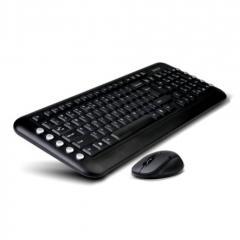 Комплект клавиатура и мышь A4Tech 7200N