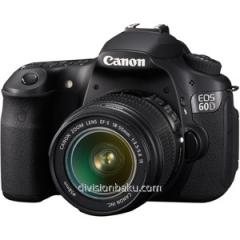 Canon digital camera 60d kit 18-135 is lens camera