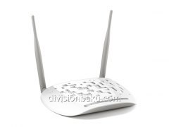 Router of tp-link adsl-modem td-w8816 1port