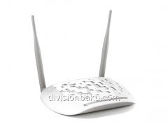 Router of tp-link adsl-modem td-w8816 1port