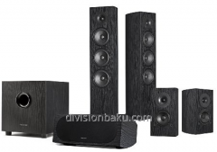 Columns Best Buy speakers SP-FS52 BBS-52