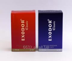 Тулетная вода для мужчин и женщин EXODOR