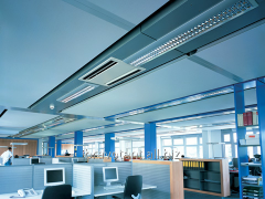 Stretch ceiling of the Batyline M1 system