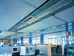 Натяжной потолок системы Batyline M1