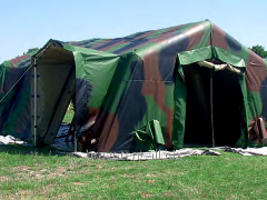 Tent inflatable TBM of 15 sq.m in size