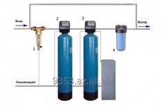 Механическая очистка воды -  умягчитель воды
