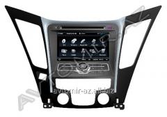 Hyundai Sonata 2012 üçün DVD-monitor. The DVD