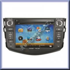2006-2012 Toyotas RAV4 Car DVD Player 2 Din.