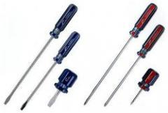 Set of screw-drivers power