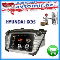 HYUNDAI IX35 üçün DVD-monitor. The DVD monitor for