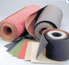 Products are abrasive