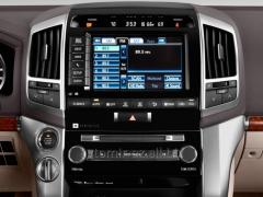 Toyota LC200 2010-2014 üçün monitor. The monitor