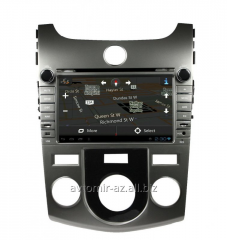 KIA CERATO 2012-2014 üçün monitor. The monitor for
