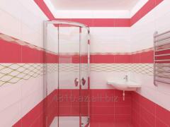 Tile, Diamond 20x50 model