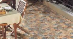 Tile floor Teras, size 45x45