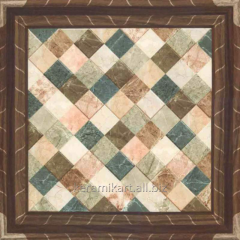 Tile floor Campo, size 50x50