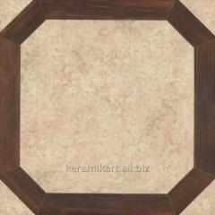 Tile floor Alice Crem, size 50x50
