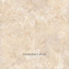 Tile ceramic granite, model 60x60 Light Crem Monac