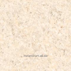 Tile ceramic granite, model 60x60 Aazorit ligh