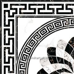 Плитка керамический гранит, модель 60x60 Versace