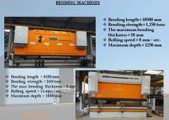 BENDING MACHINES
