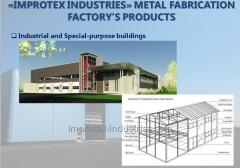 Industrial and Special-purpose buildings