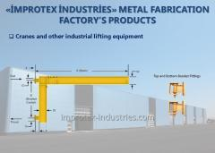 Cranes and other industrial lifting equipment