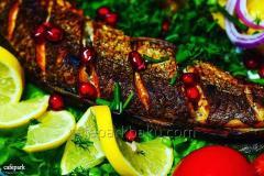 Dəniz məhsullar ı v ə balıq yeməkləri