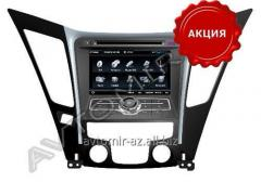 Hyundai Sonata 2012 üçün monitor. The monitor for