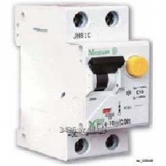 Дифференциальный автоматический выключатель EATON