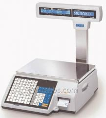 CAS CL5000J scales