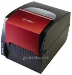 Desktop printer of the press of labels LK-B20