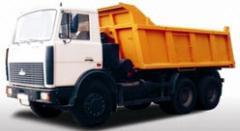 Автомобили грузовые Гянджа (МАЗ -551605-272)