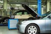 Equipment for service of automobile systems