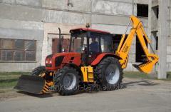 Universal tractor Amkodor 702EA, 702EM