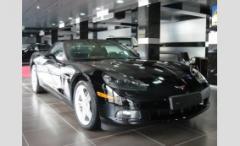 Автомобиль Corvette coupe