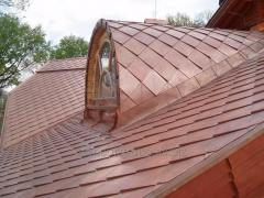 Copper roof of Classic
