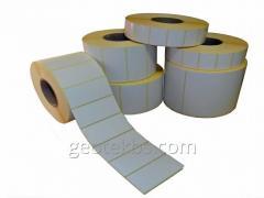 Cash tape, barkodovy paper, checks for scales.