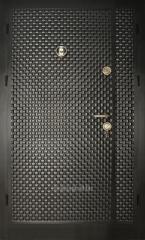 Дверь сейфовая двойная модель Садж