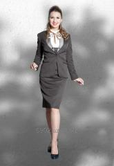 Uniform for employees of hotels 0002