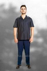 Uniform for employees of hotels 0009